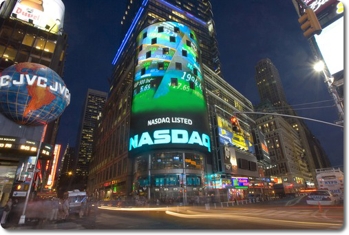 NASDAQ Stock Exchange.