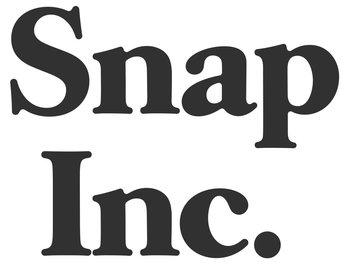 Snap Inc логотип