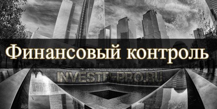 Финансовый контроль